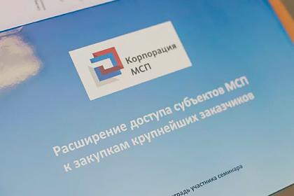 Корпорация МСП и РГО запустят новые продукты для возобновления деятельности МСП
