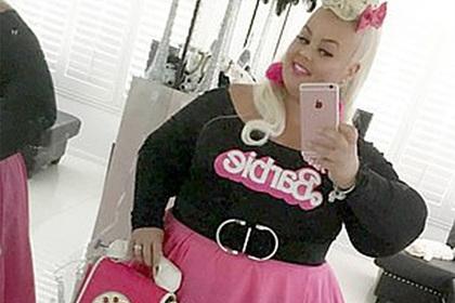 Фанатка куклы Барби похудела на 82 килограмма и раскрыла секрет стройности