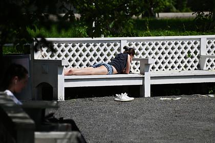 Москвичей предупредили о резком похолодании после аномальной жары