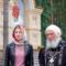 Наталья Поклонская и схиигумен Сергий