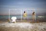 Из года в год на Мертвое море съезжаются тысячи туристов, чтобы ощутить его целебную силу и излечиться от разных  болезней. Считается, что пресыщенный бромом местный воздух расслабляюще влияет на нервную систему, концентрация соли в воде придает сил и бодрости, грязь и глина способствуют омоложению и свежести, а солнечное излучение слабо настолько, что обгореть в этом регионе практически невозможно.