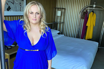 Тучная актриса раскрыла секрет похудения за четыре дня