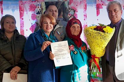 Волонтеры «Молодежки ОНФ» помогли пострадавшим от наводнения россиянам