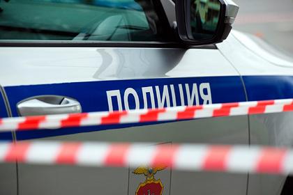 Неизвестный открыл стрельбу в жилом доме в Москве