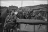 Немецкий эшелон с техникой и личным составом отправляется в Крым. 1941-42 гг.
