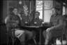 Немецкие солдаты отдыхают в баре. Германия, 1941-42 гг.