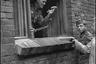 Обеденный перерыв. 1941-42 гг.