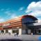 Эскиз станции «Аэровокзальная»