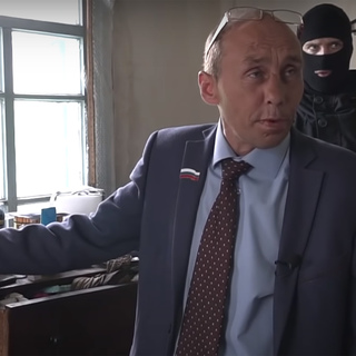 Андрей Неретин в роли депутата Наливкина
