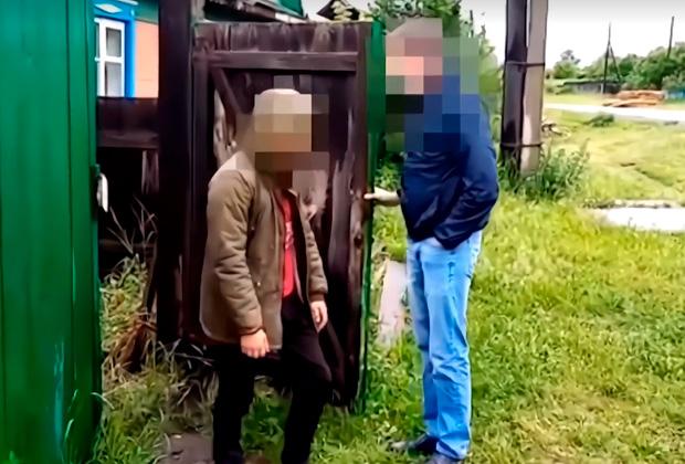 14-летний Дмитрий Иванов, подозреваемый в убийстве Марины Халиловой (слева)