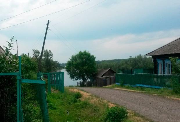 Деревня Нижняя Коя