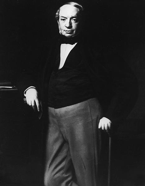 Джеймс Майер Ротшильд, ок. 1850 года