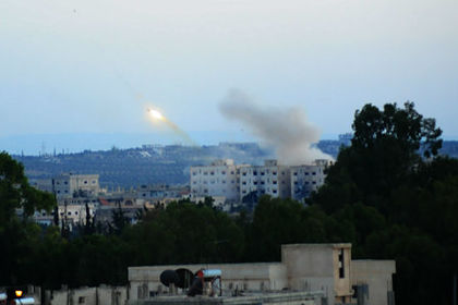 В Сирии террористы подорвали автобус и убили десятки солдат Асада
