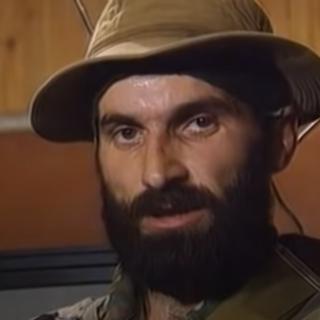 Шамиль Басаев во время захвата больницы в Буденновске, 1995 год