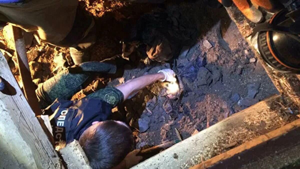Дочь замуровавшей ребенка в бетон россиянки прокомментировала ...