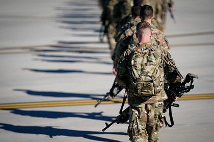 Коалиция США уничтожила три лагеря ИГ в Ираке