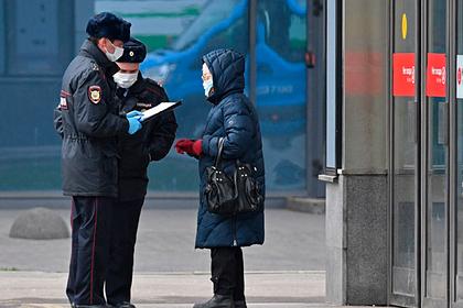 Суды автоматически признали законными штрафы за нарушение самоизоляции в Москве