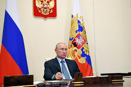 Раскрыто мнение Путина о политической системе России