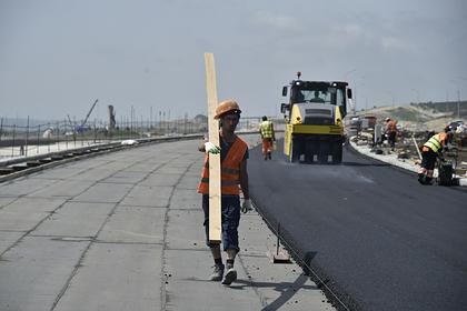 Реконструкцию трассы в Крым профинансируют из российской «кубышки»