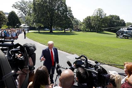 Трамп опроверг расторжение торговой сделки между США иКитаем