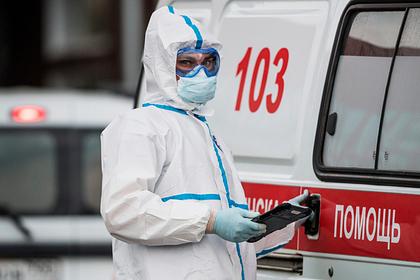 Спрогнозировано снижение смертности от коронавируса в России