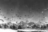 Высадка десантников войск Организации Объединенных Наций. 1951 год.