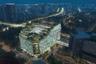 """Так выглядит проект детской больницы в китайском Шэньчжэне, которая одновременно является научным и образовательным центром. Ее создателями выступили специалисты из B+H Architects при участии Восточно-Китайского архитектурно-строительного и исследовательского института (ECADI).<br><br>Акцент сделан на естественную интеграцию природы в сферу здравоохранения. «Зелеными» сделали все этажи здания, а от первого уровня до крыши разбили вертикальный «секретный» сад. «Мы хотим, чтобы каждый уголочек здания соответствовал детскому взгляду на мир: радостному, умеющему удивляться. И в то же время мы поощряем взрослых так же взаимодействовать с окружающей средой», — <a href=""""https://bharchitects.com/en/2020/06/01/winning-bh-design-revealed-for-new-shenzhen-childrens-hospital-and-science-education-building/"""" target=""""_blank"""">рассказали</a> в больнице."""
