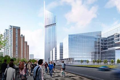 В Москве появится космическая башня