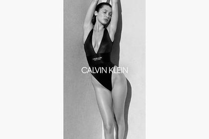 Самая красивая женщина в мире снялась в бикини в рекламе популярного бренда