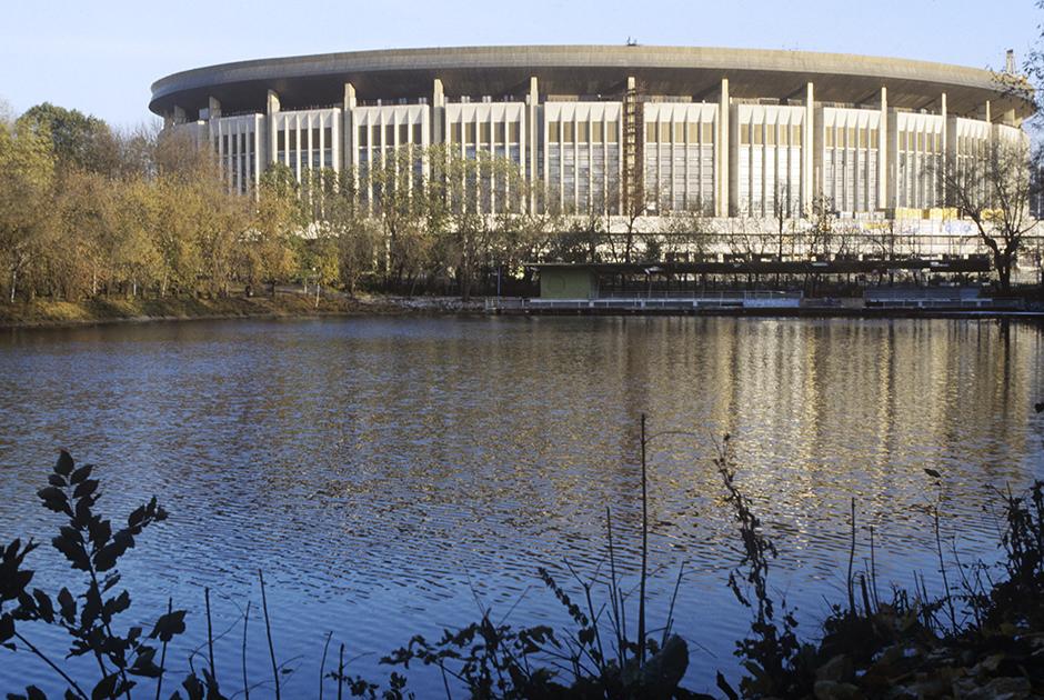 Спортивный комплекс «Олимпийский» в Москве