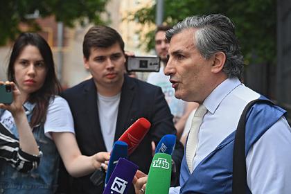 Адвокатов в деле Ефремова уличили в самопиаре и разглашении тайны