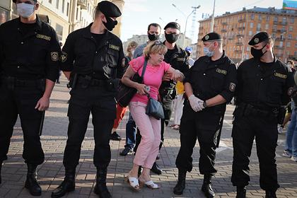 КГБ Белоруссии заподозрили в подготовке провокации против оппозиции