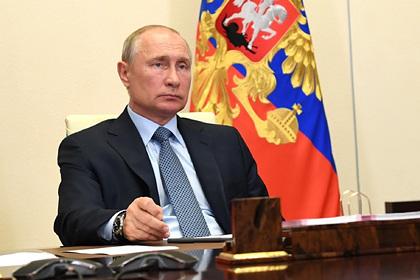 Путин рассказал о разделившем на до и после жизнь коронавирусе
