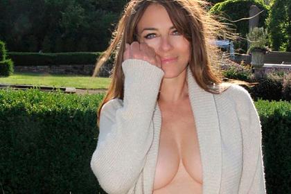Внешность 55-летней актрисы на фото топлес удивила поклонников