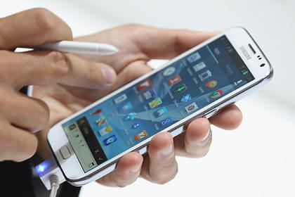 Экраны смартфонов Samsung позеленели