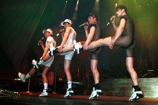 Выступление группы «На-На»