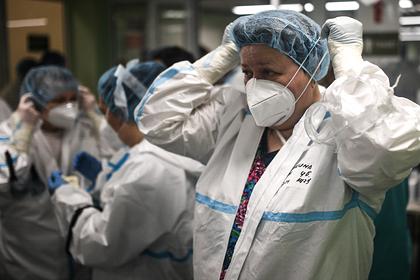 В России зафиксировали 7176 новых случаев заражения коронавирусом