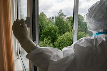 Число умерших россиян с коронавирусом превысило 8,5 тысячи