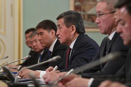 Прибывший в Москву глава Киргизии не попал на парад Победы из-за коронавируса