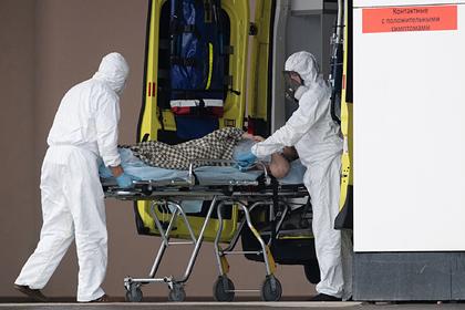 Число случаев заражения коронавирусом в России превысило 613 тысяч