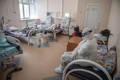 Число умерших россиян с коронавирусом превысило 8,6 тысячи