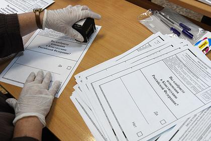 Общественники рассказали о соблюдении санитарных мер на участках для голосования