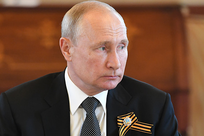 Немецкая газета опубликовала статью Путина о Второй мировой