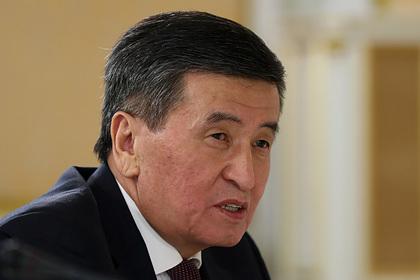 Результат теста президента Киргизии на коронавирус оказался отрицательным