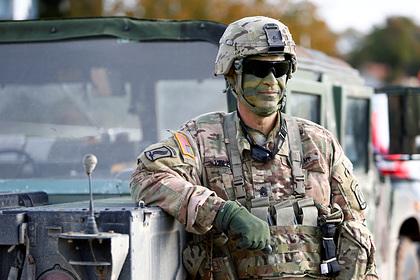 Россия отреагировала на планы США перебросить войска из Германии в Польшу