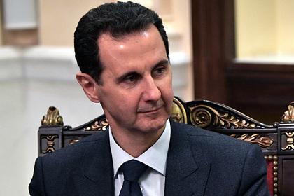Составлен «список головорезов» Башара Асада