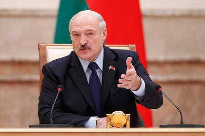Лукашенко прокомментировал тайный протест белорусских силовиков
