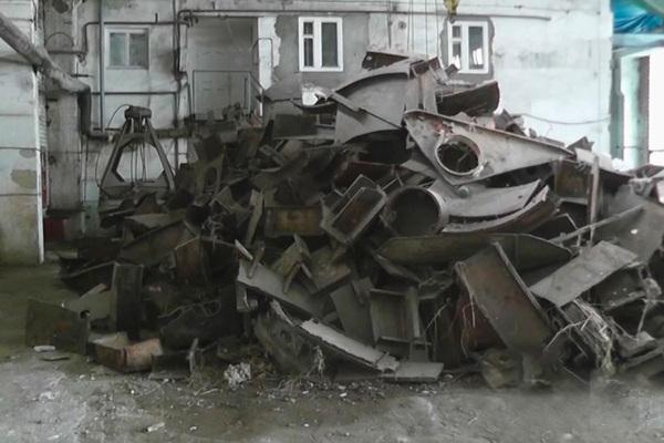 Контрабанду с атомной подлодки попытались вывезти из России в Китай