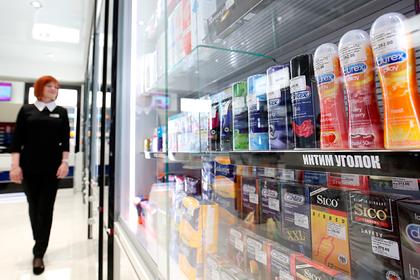 В России рухнула продажа презервативов