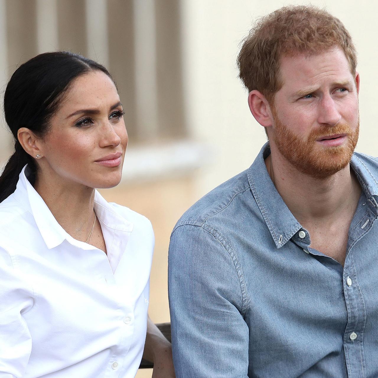 Принц Гарри и Меган Маркл останутся без денег: Люди: Из жизни ...